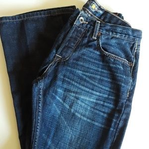 Lucky brand  227 slim boot jean